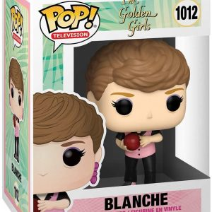 Golden Girls Blanche Bowling