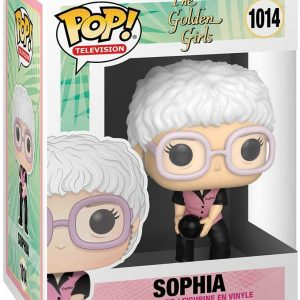 Golden Girls Sophia Bowling
